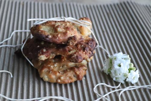 Oat and Buckwheat Cookies