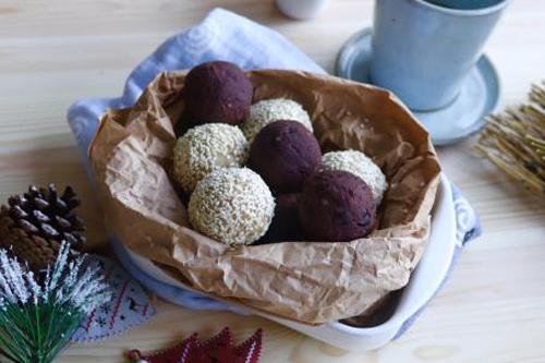 Gourmet Christmas Healthy Desserts