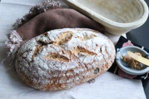 pan de mijo con semillas de alcaravea